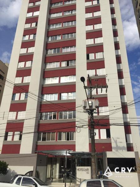 165881, Apartamento de 3 quartos, 70.0 m² à venda no Ed Mediterranee, Centro - Londrina/PR