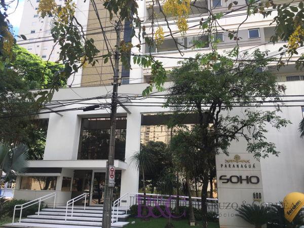 Edifício Paranaguá Soho