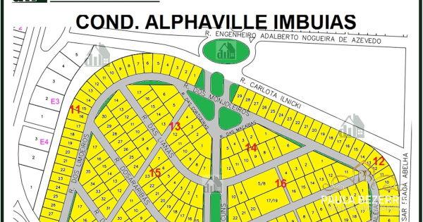 Alphaville Imbuias